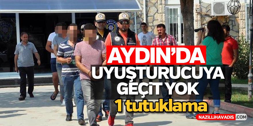 Aydın'da uyuşturucuya geçit yok