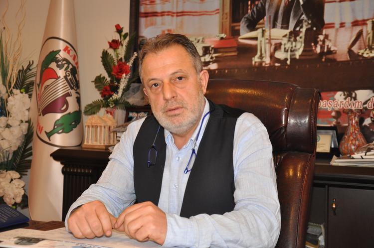 Karacasu Belediye Başkanı Mustafa Büyükyapıcı kalp krizi geçirdi