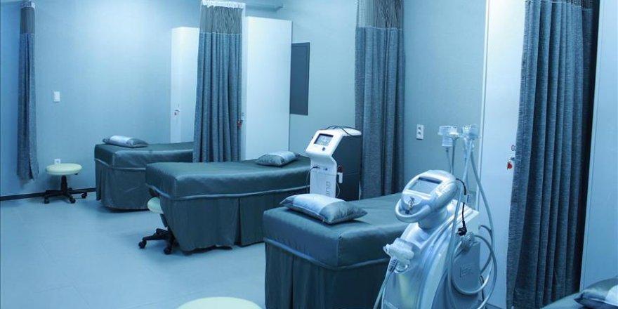 Hastane perdeleri mikrop yuvası olabilir