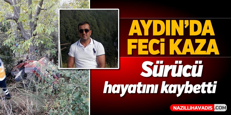 Aydın'da kaza; 1 ölü