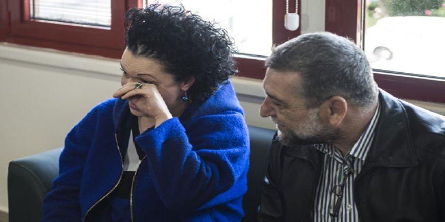 Bağışlayıcı aile, 1 yıl sonra çocuklarının kalbini dinlerken gözyaşı döktü