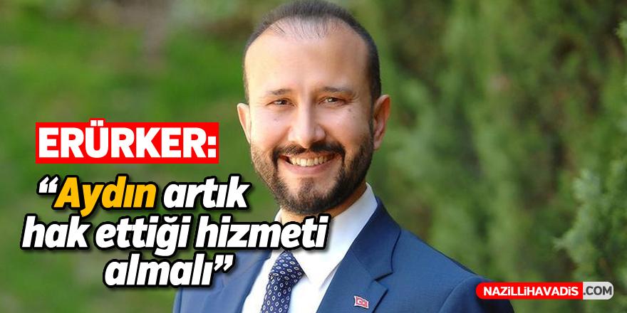 Erürker: Türkiye'de sadece 2 Büyükşehirde havalimanı yok