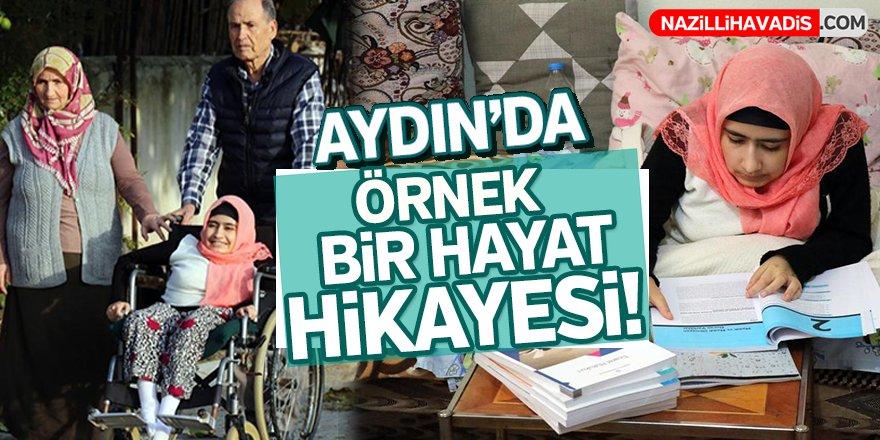 Aydın'da Örnek Bir Hayat Hikayesi!