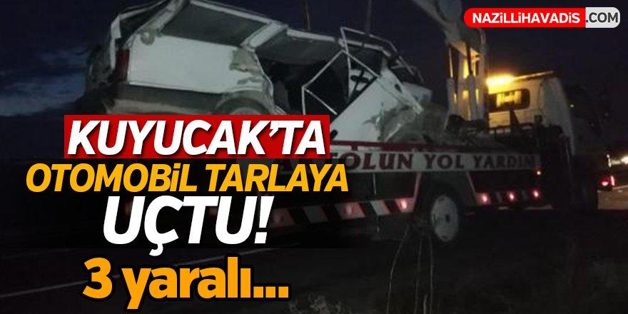 Kuyucak'ta Trafik Kazası!