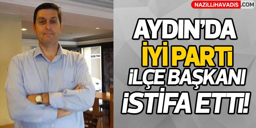 İYİ Parti Aydın'da İstifalar Devam Ediyor!