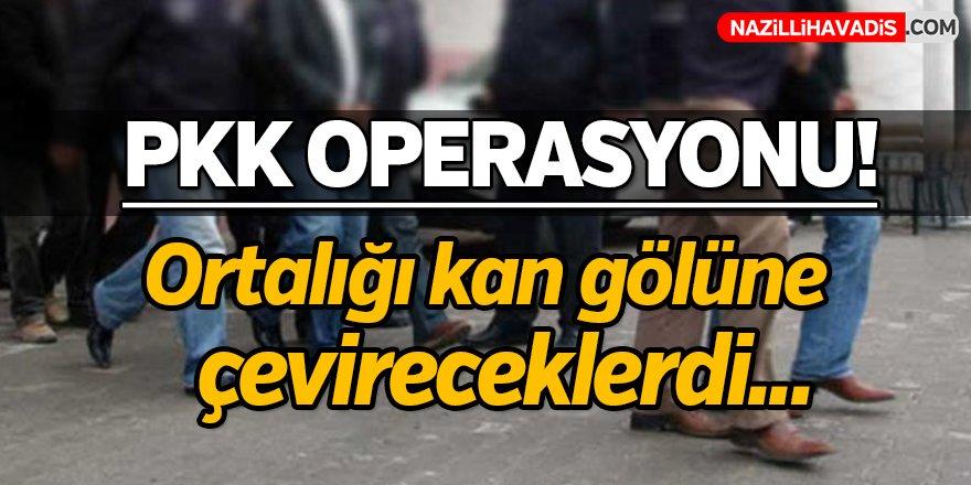 PKK operasyonu!