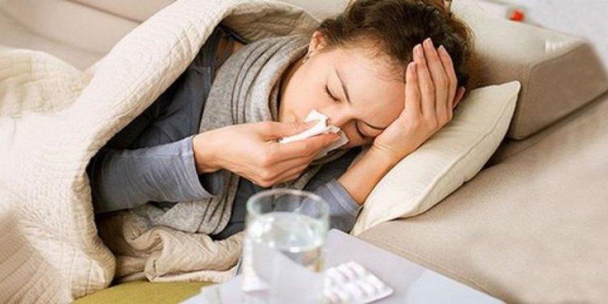 Grip değil... Gergedan virüsü!