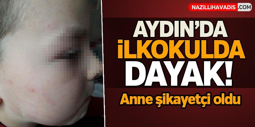 Aydın'da İlkokulda Dayak!