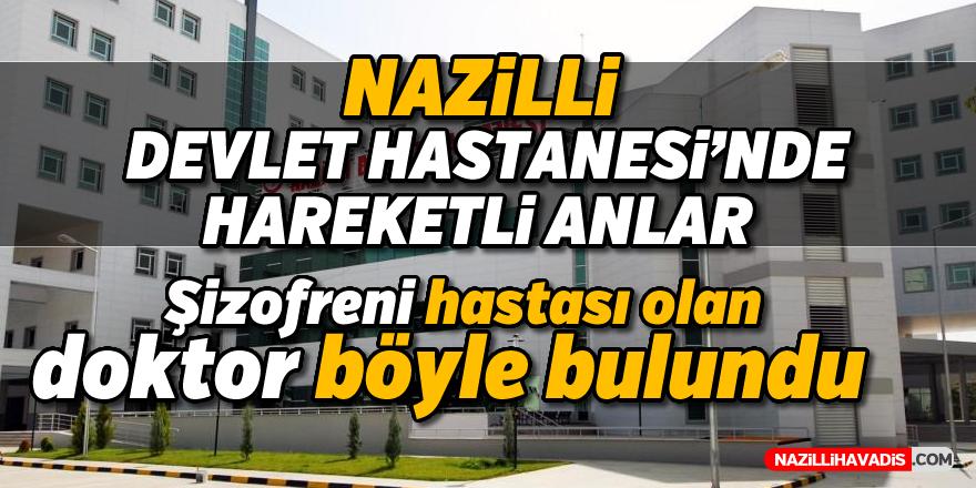 Kaybolan şizofreni hastası doktor Kuyucak'ta bulundu