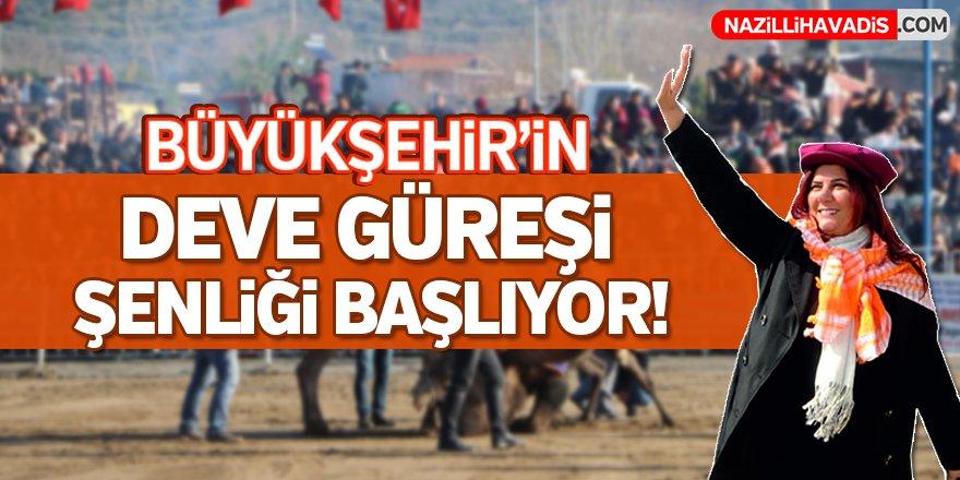 """Aydın Büyükşehir """"Efeler Diyarı""""nın geleneğini yaşatıyor!"""