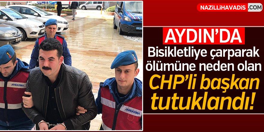 Aydın'da Chp'li Başkan Tutuklandı!