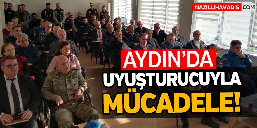 Aydın'da Uyuşturucuyla Mücadele!