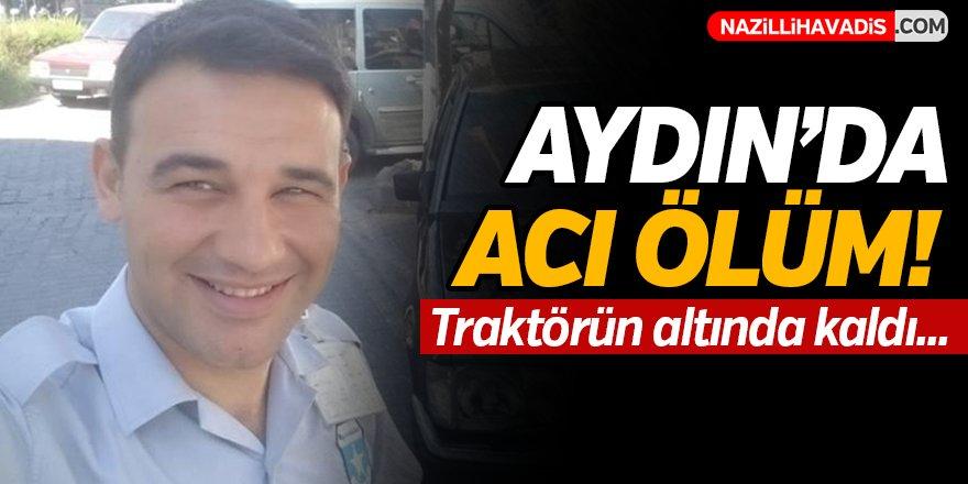 Aydın'da Acı Ölüm!