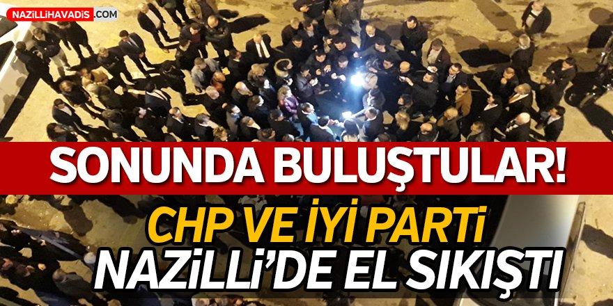 CHP Ve İYİ Parti Sonunda  Bir Araya Geldi!