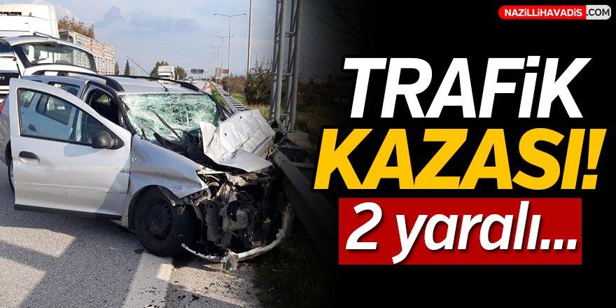 Trafik kazası!