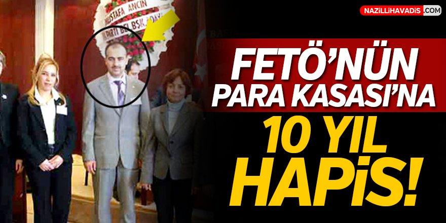 FETÖ'nün Para Kasası'na Hapis Cezası!