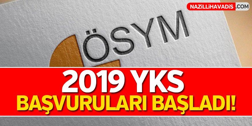 2019 YKS başvuruları başladı!