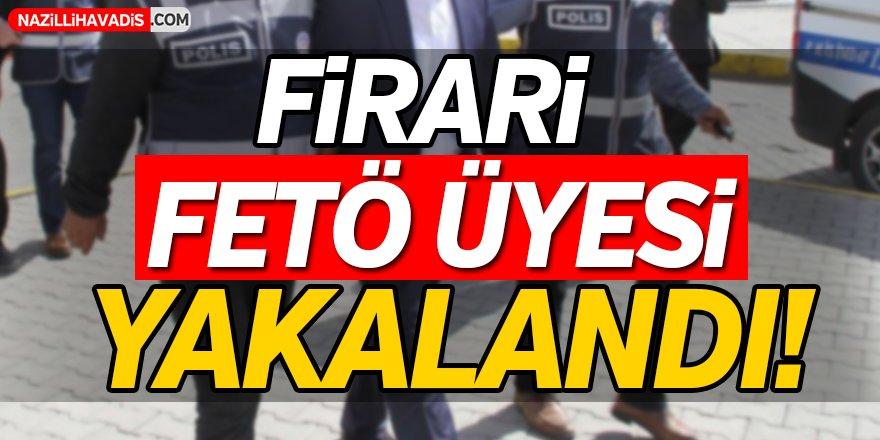 Firari FETÖ Üyesi Yakalandı!