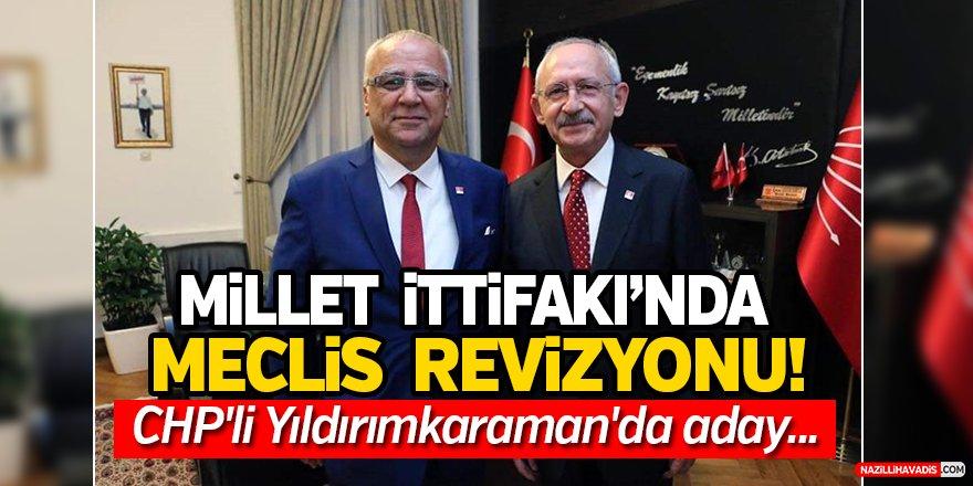 Millet İttifakı'nda meclis revizyonu!