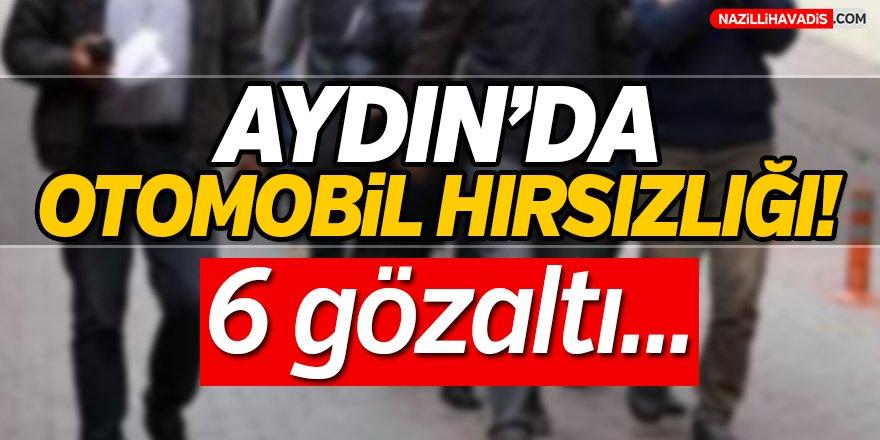 Aydın'da Otomobil Hırsızlığı!
