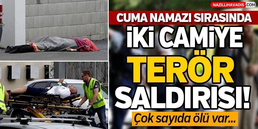 iki Camiye  Terör Saldırısı!