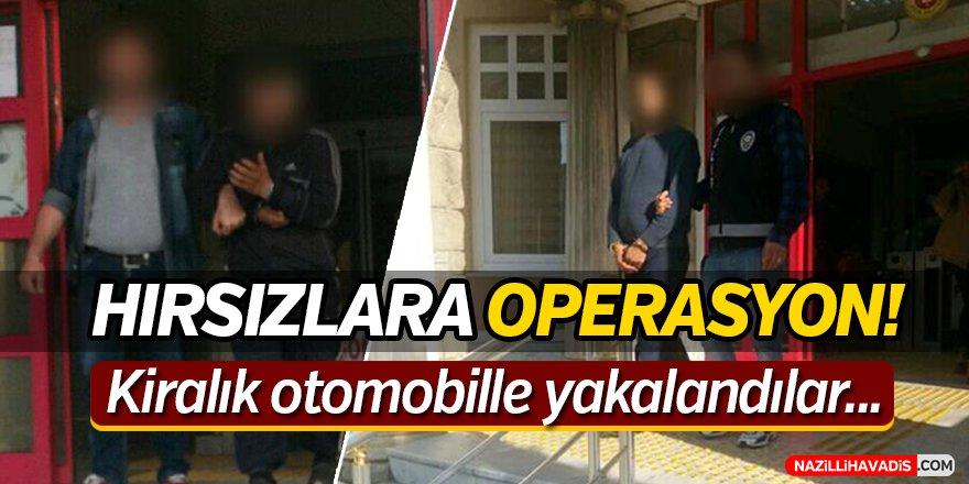 Hırsızlara Operasyon!