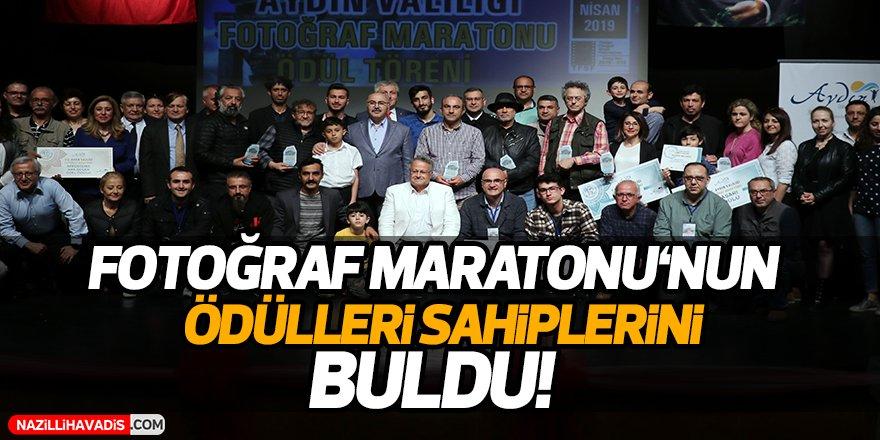 Fotoğraf Maratonu'nun ödülleri sahiplerini buldu