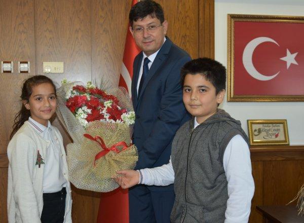 Başkan Özcan'dan 23 Nisan mesajı!