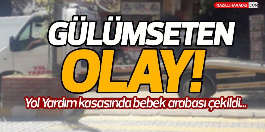 Aydın'da Gülümseten Olay!