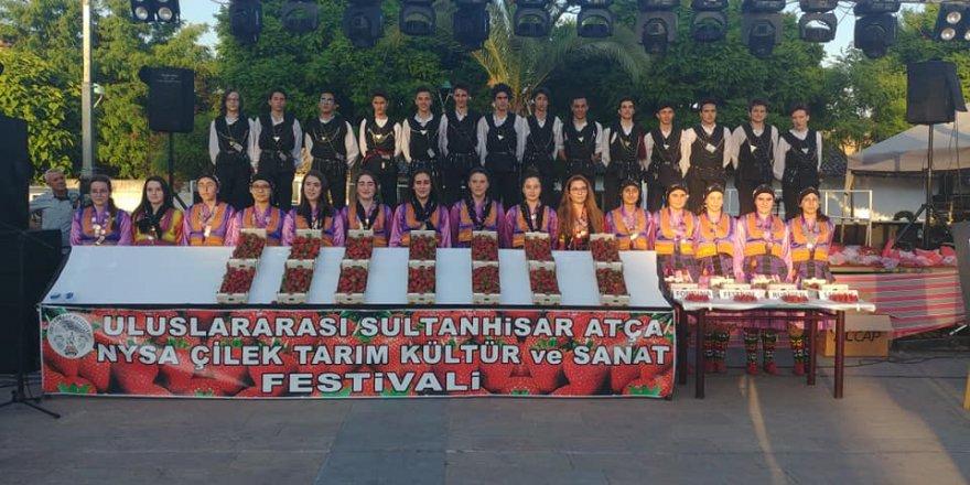 Sultanhisar'da Festival Coşkusu!