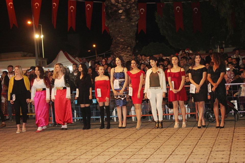 Sultanhisar'da Çilek Güzeli Belli Oldu!