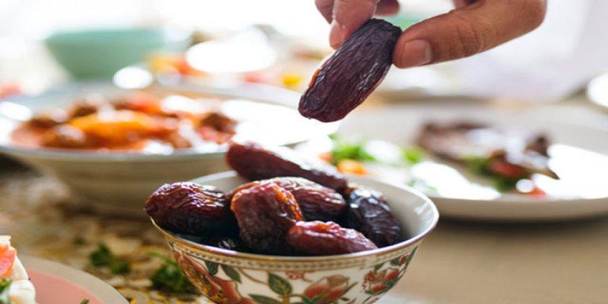 Ramazan için beslenme önerileri!