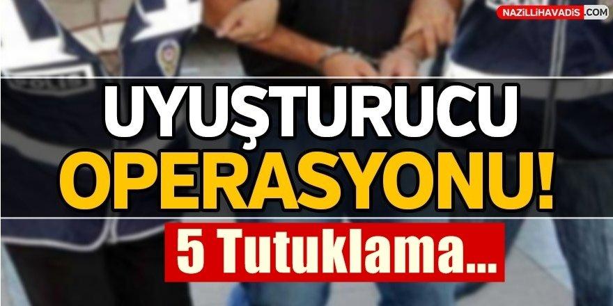 Aydın'da Uyuşturcu Operasyonu!