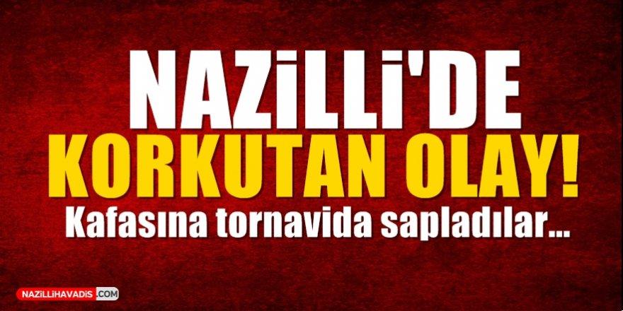 Nazilli'de Korkutan Kavga!