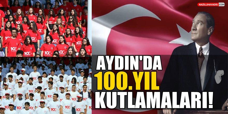 Aydın'da 100.yıl Kutlamaları!