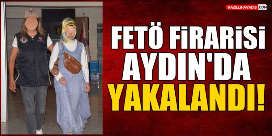 FETÖ firarisi Aydın'da yakalandı