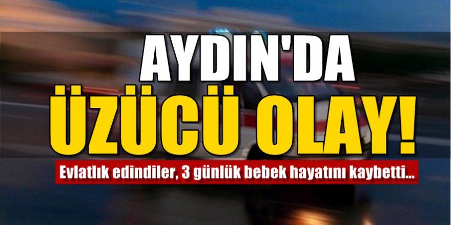 Aydın'da Üzücü Olay!