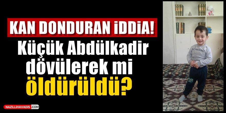 Kan donduran iddia: Üvey babası döverek öldürdü!
