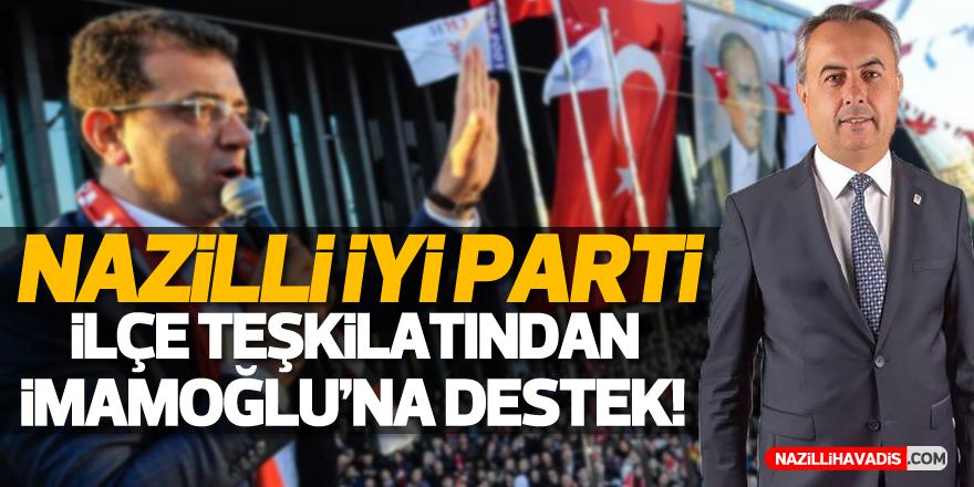 Nazilli İYİ Parti İlçe Teşkilatı İstanbul'da !