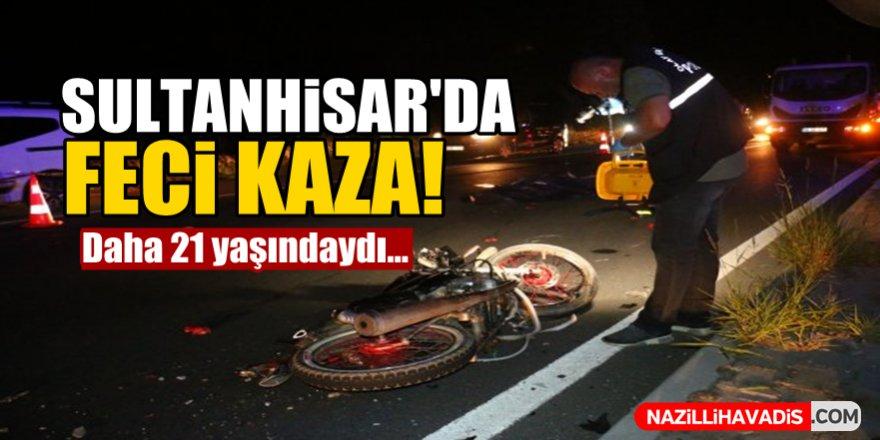 Atça'da motosiklet kazası: 1 ölü