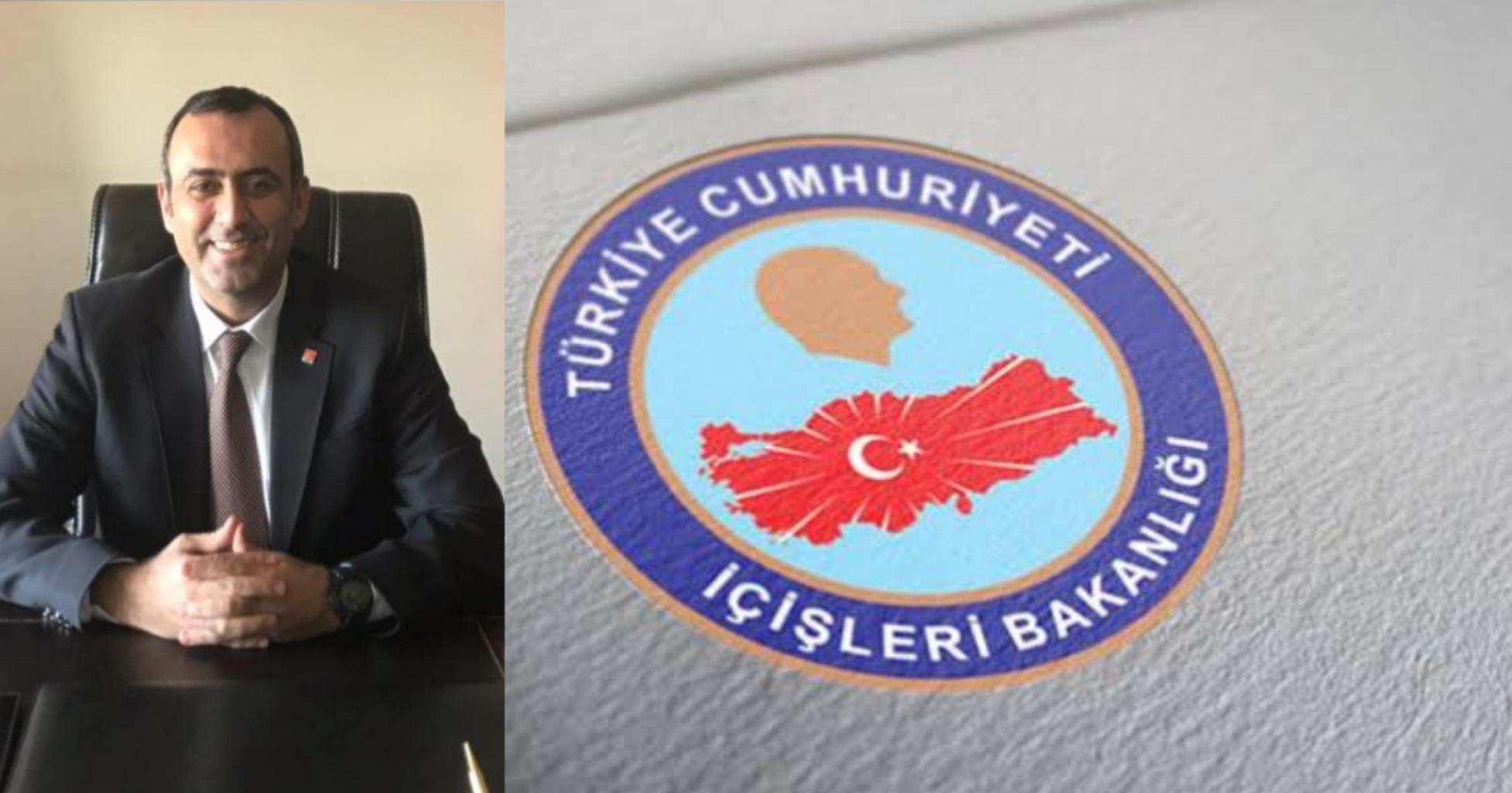 CHP İlçe Başkanı Terör Sevicileri Savundu