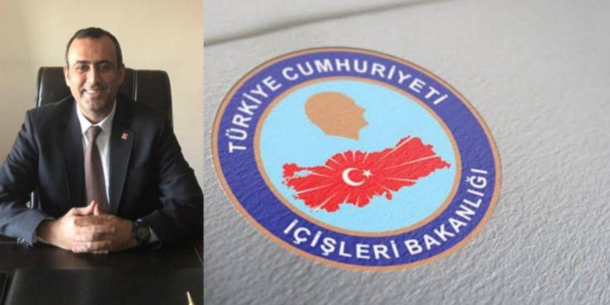CHP İlçe Başkanı Serkan Sevim Görevden Alınmaları Eleştirdi
