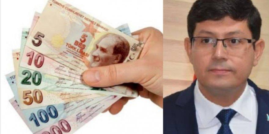 Başkan Özcan'ın Seçimlerde Para Dağıttı İddiası