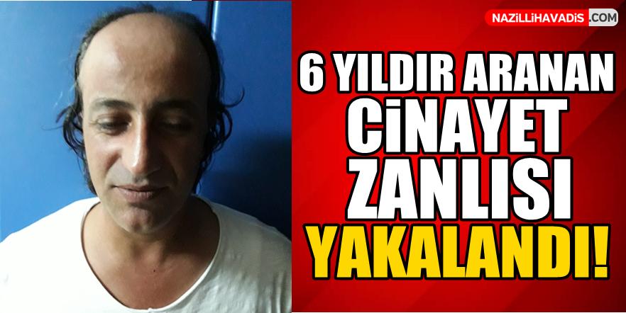 Cinayet Zanlısı Aydın'da Yakalandı!