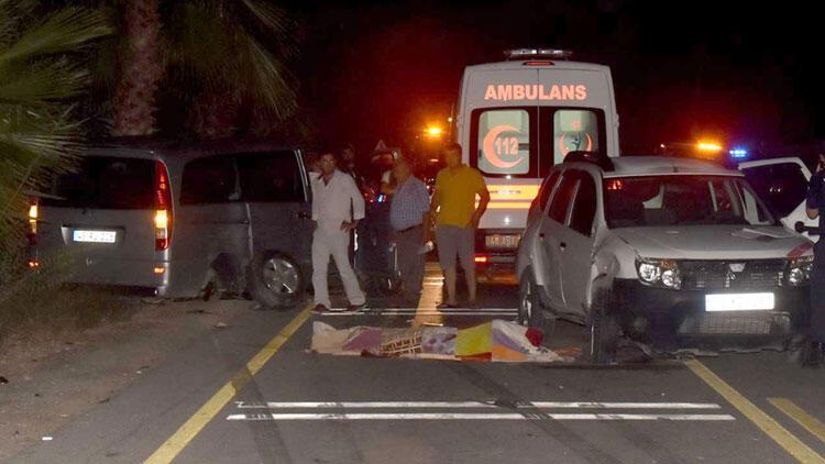 Korkunç kaza! Bir aile yok oldu