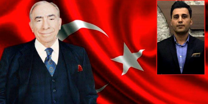 CHP'den Başbuğ Türkeş'e büyük saygısızlık