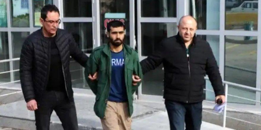 Dehşet saçan Afgan tutuklandı