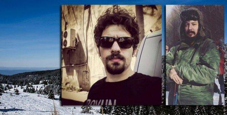 Karacasulu dağcının kaybolduğu Uludağ'da ceset bulundu