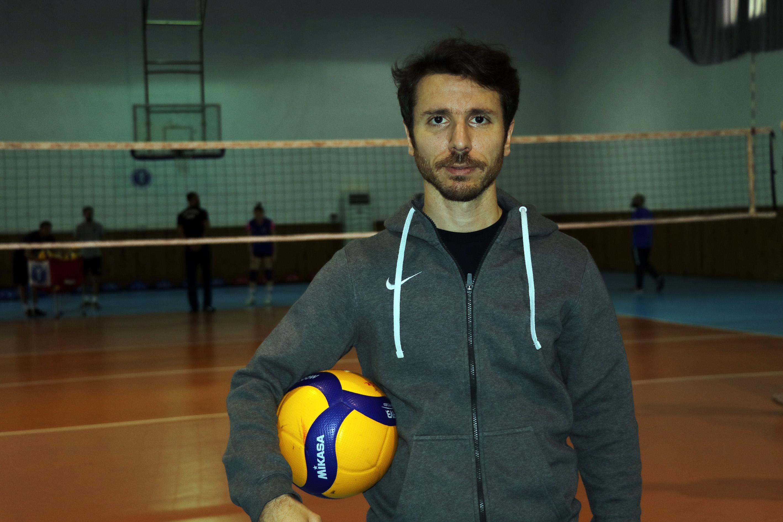 Alper Hamurcu, Aydın'ın voleybola ilgisini kaybetmesini istemiyor
