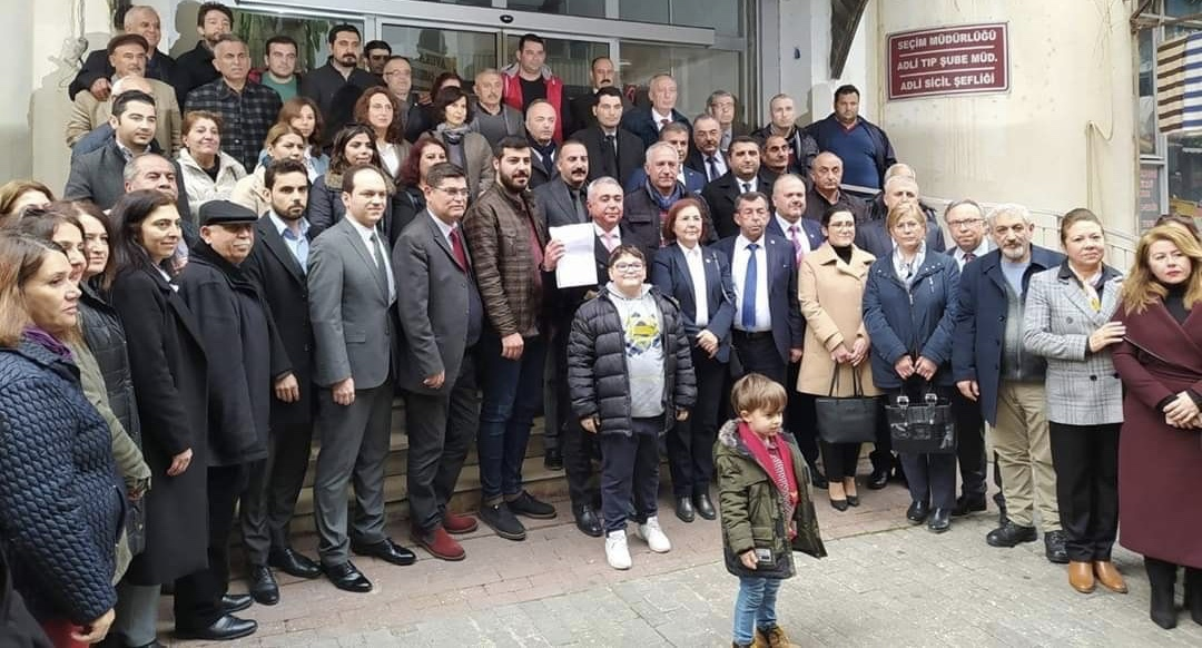 CHP AYDIN İL YÖNETİMİ BELLİ OLDU